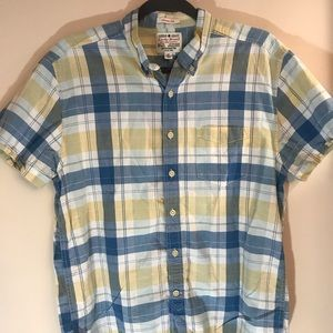 Lucky Brand Button-Down